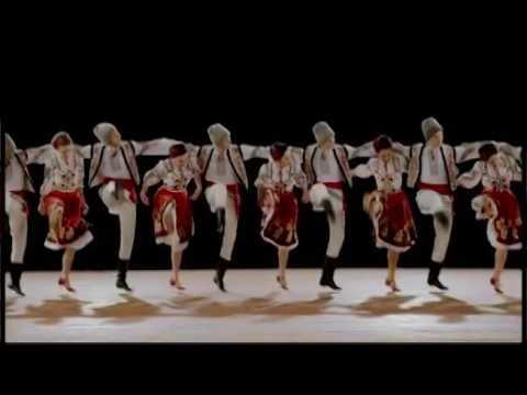 Dansul - ,,Moldoveneasca''