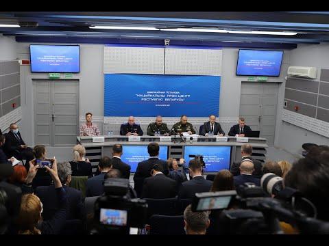 Протасевич отвечает на вопросы журналистов, ситуация с Ryanair, эксклюзивные материалы / Брифинг МИД