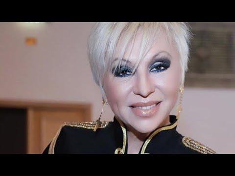 Церемония прощания с певицей Валентиной Легкоступовой