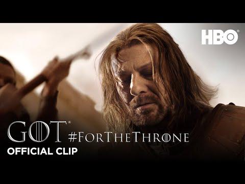 """""""Bring me his head"""" #ForTheThrone Clip   Game of Thrones   Season 1"""