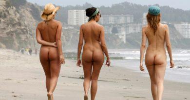 Нудизм, пляж