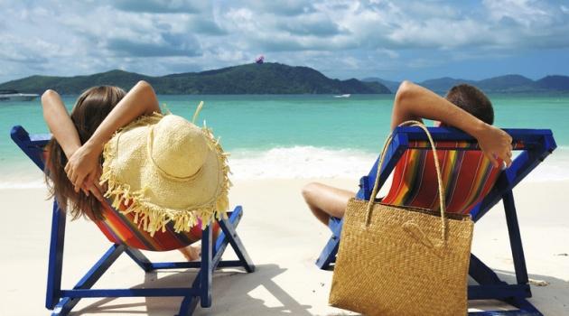 Путешествия, туризм, море