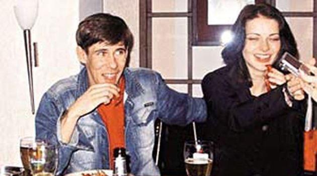 Алексей Панин с Мариной Александровой