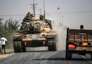Турецкая армия понесла потери в столкновении с сирийскими курдами