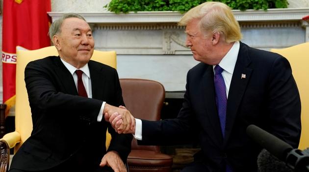 Нурсултан Назарбаев: «Отношения между США и Россией ушли на ноль»