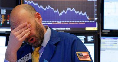 Американские рынки обвалились