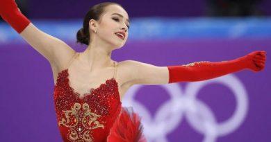 Алину Загитову признали олимпийской иконой стиля