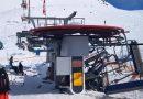 В Грузии «взбесился» подъемник на горнолыжном курорте Гудаури (видео)