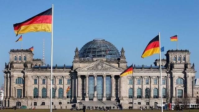 Германия, бундестаг, Берлин