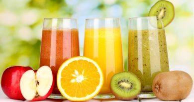 Свежевыжатые фруктовые соки провоцируют хронические заболевания