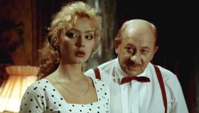 Александра Колкунова и Евгений Евстигнеев