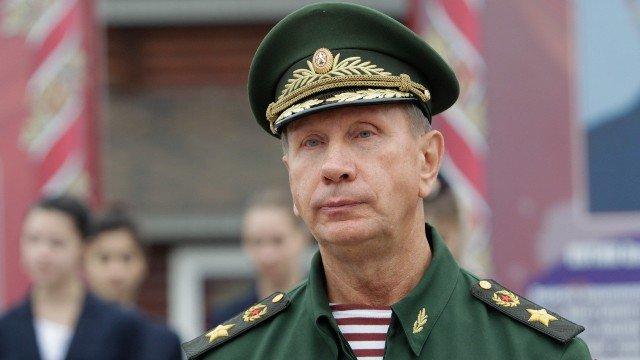Директор РосгвардииВиктор Золотов