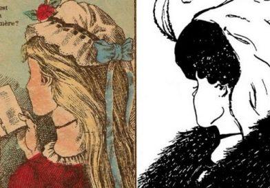Почему люди видят разные образы накартине «Мояжена имоятеща»