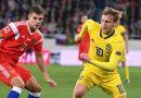 Сборная России не смогла одолеть Швецию в Калининграде