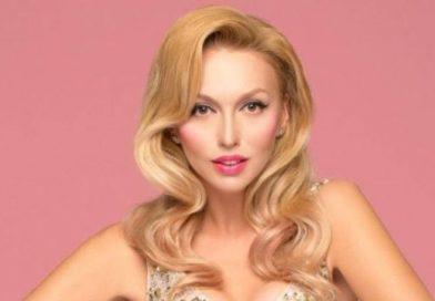 Украинская певица сыграла на раздевание в шоу «Танцы со звездами» (видео)