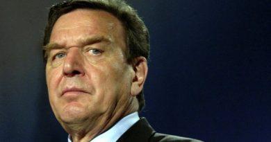 Экс-канцлера Германии Герхарда Шредера внесли вбазу сайта «Миротворец»