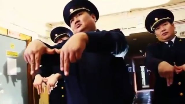 полицейские Амгинского района