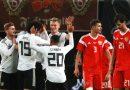 Сборная России крупно проиграла Германии в Лейпциге (видео)