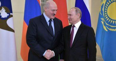 Лукашенко готов объединиться с Путиным хоть завтра (видео)