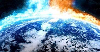 Роскосмос показал, как сгорит Земля