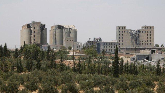Манбидж, Сирия