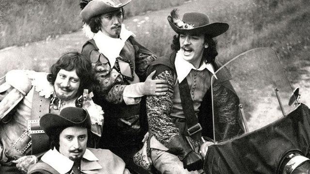 «Д'Артаньян итримушкетера» (1979)