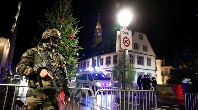 Теракт в Страсбурге