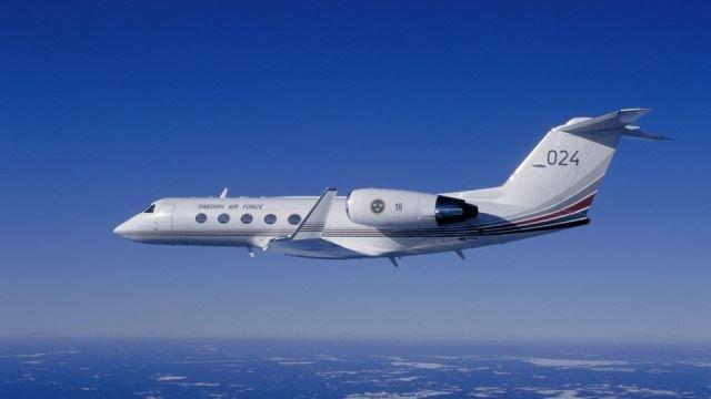 Самолет-разведчик Gulfstream