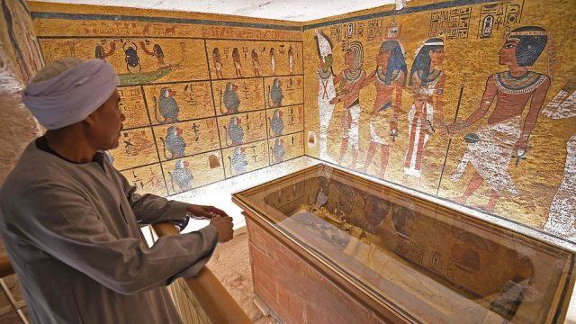 Гробница Тутанхамон