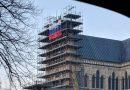 В Солсбери вывесили российский флаг (фото)