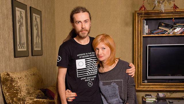Ирина и Кирилл Толмацкие
