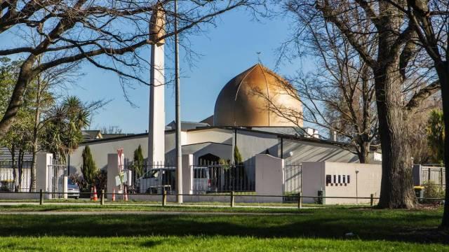Мечеть в Крайстчерче, Новая Зеландия