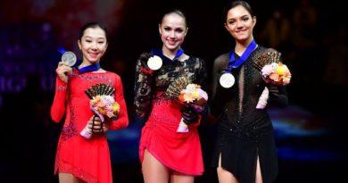 Алина Загитова стала чемпионкой мира