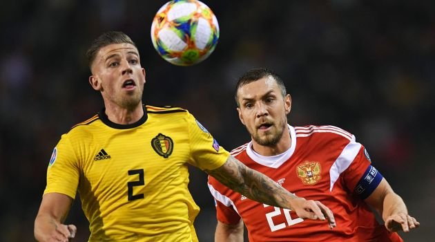 Сборная России проиграла в первом матче отбора к ЧЕ-2020