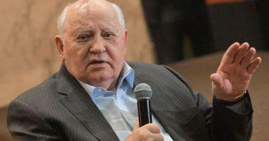«Это большой груз»: Горбачев обратился к Путину и Макрону