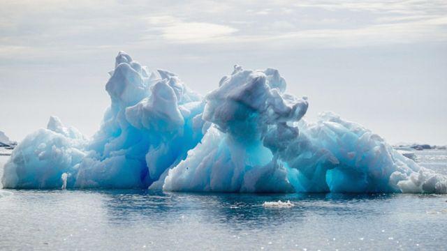 Глобальное потепление, лед, катастрофа, уровень океана
