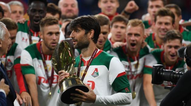 «Локомотив» вырвал Суперкубок России у «Зенита»