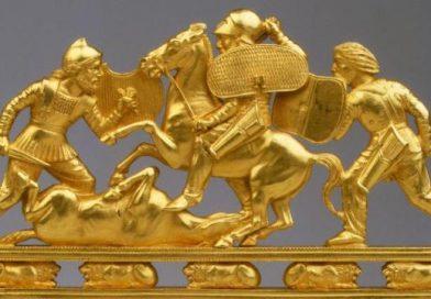 Кому достанется скифское золото из крымских музеев?