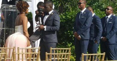 «Наполовину конь»: невеста обрела огромные ягодицы из-за оптической иллюзии