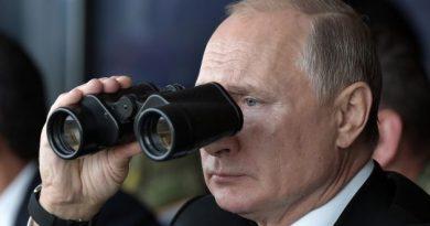 Путин посетил стратегические учения «Центр-2019» (видео)