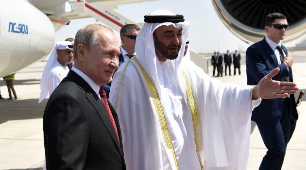 Россия и ОАЭ заключили в Абу-Даби сделки на $1,5 млрд