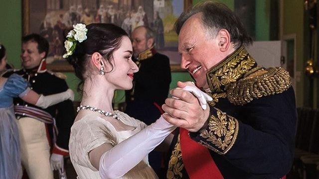 Олег Соколов и Анастасия Ещенко
