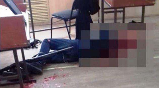 Студент колледжа расстрелял однокурсников в Благовещенске (видео)