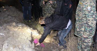 Тело пропавшей 5-летней девочки нашли в канаве (видео)