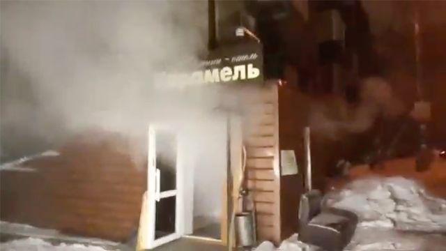 """Отель """"Карамель"""" в Перми"""