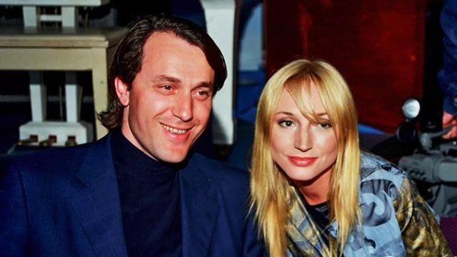 Руслан Байсаров и Кристина Орбакайте