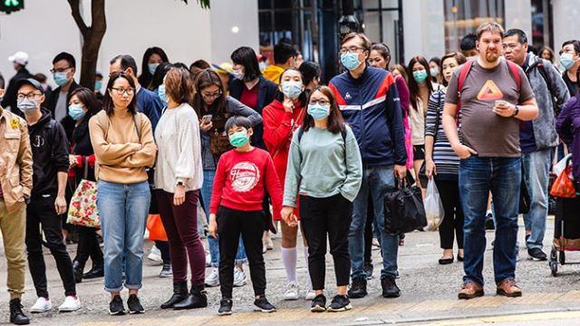 Эпидемия, коронавирус