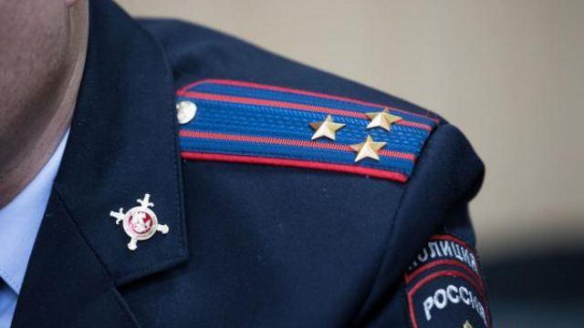 Полковник МВД РФ