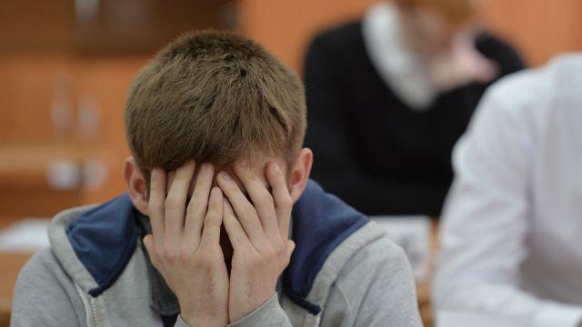 Школа, ученик, издевательства