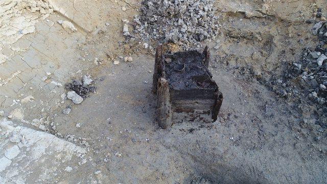 Древний колодец в Чехии